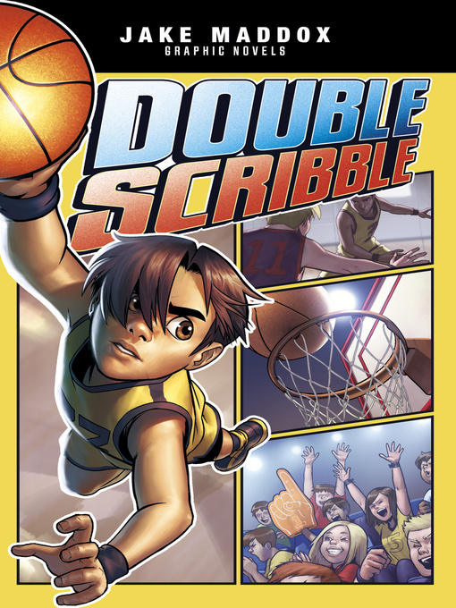 Title details for Double Scribble by Jake Maddox - Available