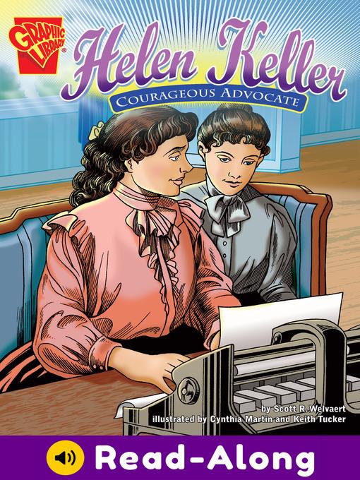 Title details for Helen Keller by Cynthia Martin - Wait list