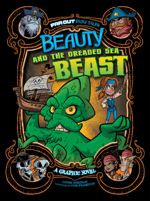 Title details for Beauty and the Dreaded Sea Beast by Otis Frampton - Wait list