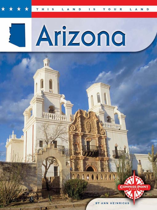 Title details for Arizona by Ann R. Heinrichs - Available