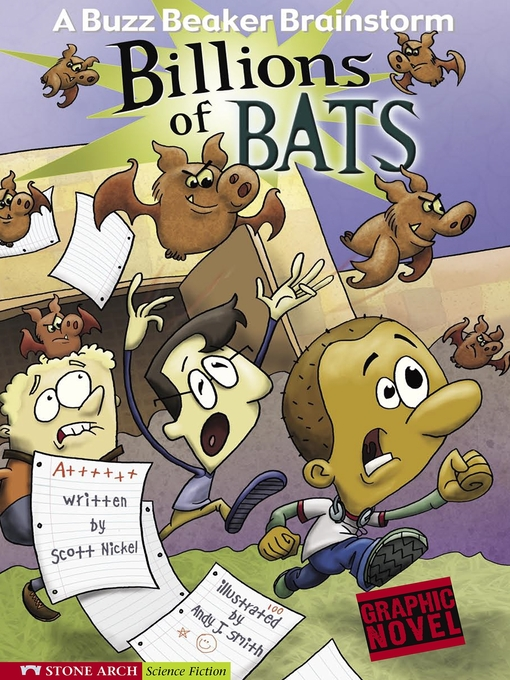 Title details for Billions of Bats by Scott Nickel - Available