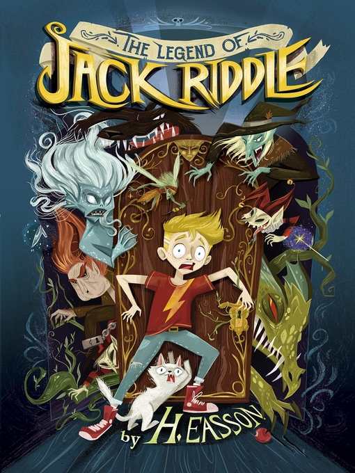 Title details for The Legend of Jack Riddle by H. Easson - Available