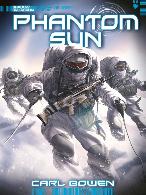 Title details for Phantom Sun by Carl Bowen - Available