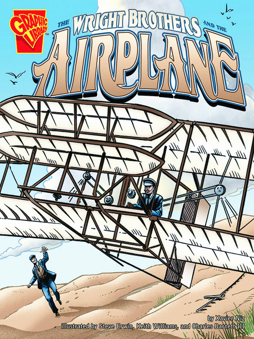 Title details for The Wright Brothers and the Airplane by Xavier Niz - Available