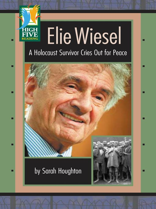 a biography of the life and literary works of eliezer wiesel Response to night by eliezer wiesel night elie wiesel]:: 1 works cited the book as an account of a living or deceased persons life [tags: biography wiesel.