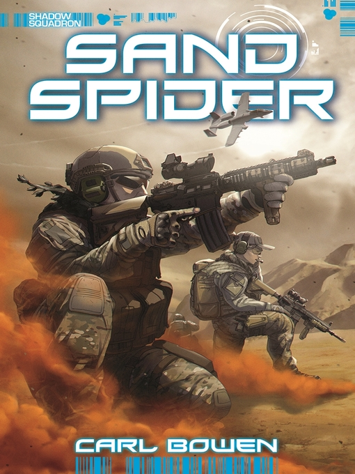 Title details for Sand Spider by Carl Bowen - Wait list