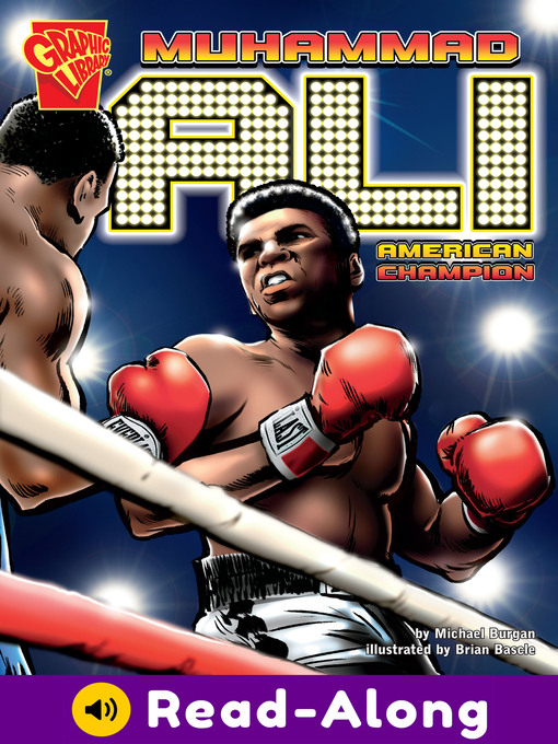 Title details for Muhammad Ali by Michael Burgan - Available