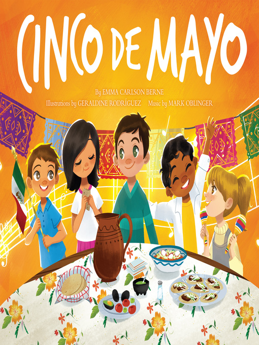 Title details for Cinco de Mayo by Emma Bernay - Available