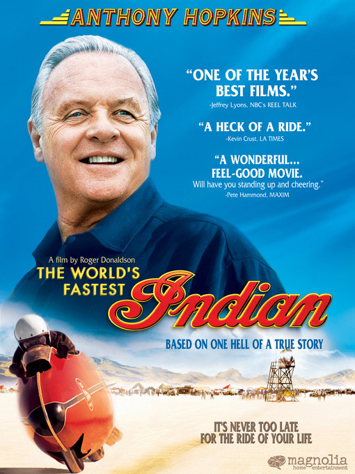 Title details for The World's Fastest Indian by Anthony Hopkins - Available