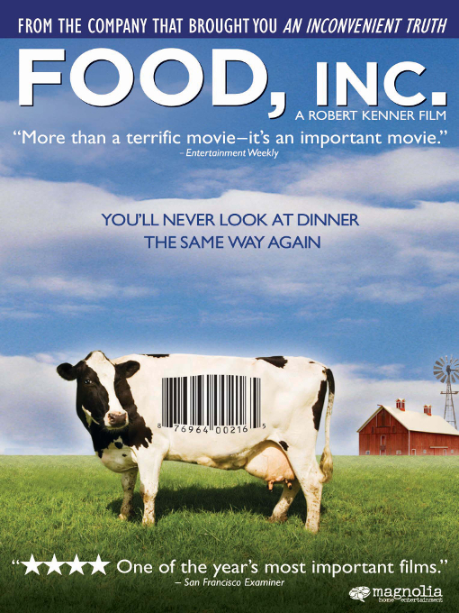 Title details for Food Inc. by Robert Kenner - Available