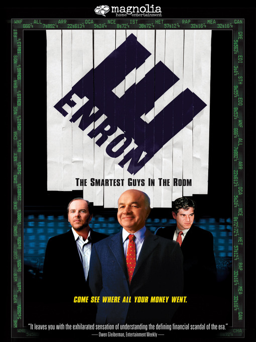 Title details for ENRON by Alex Gibney - Available