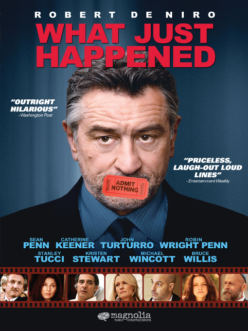 Title details for What Just Happened by Barry Levinson - Available