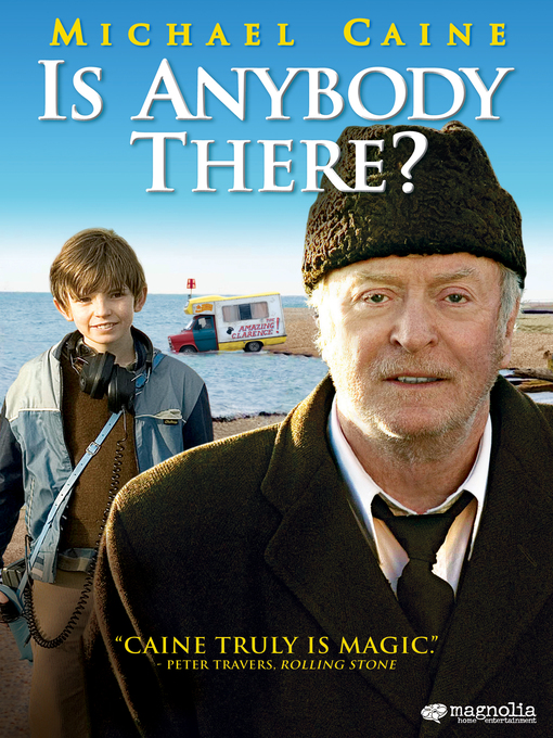 Cover image for Is Anybody There?