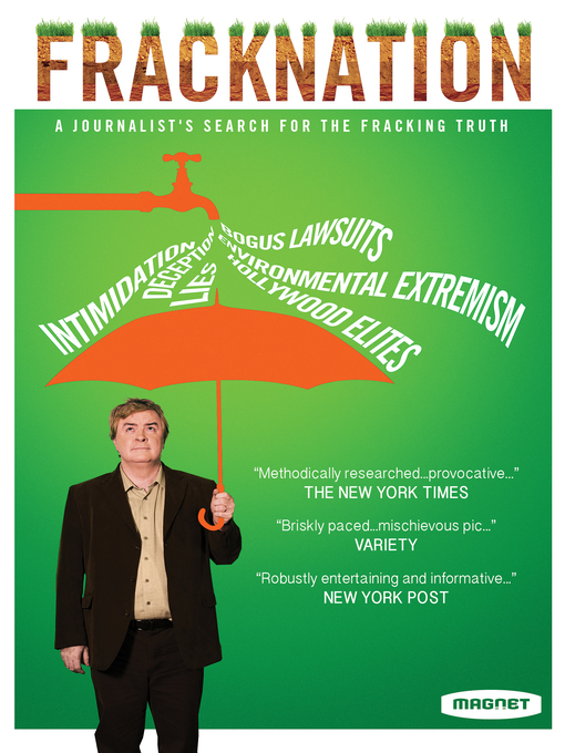 Cover image for Fracknation