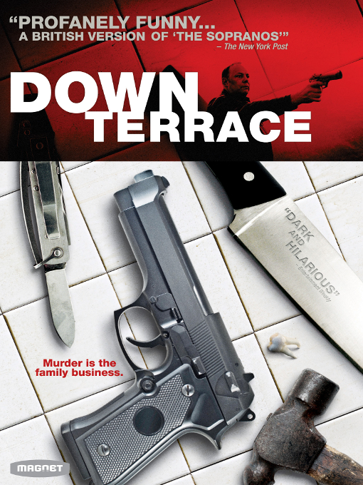 Cover of Down Terrace