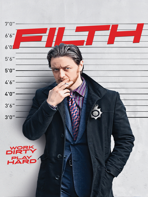 Title details for Filth by Jon S. Baird - Available