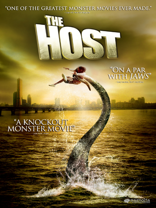 Cover image for The Host