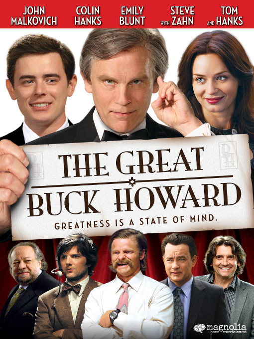 Cover image for The Great Buck Howard