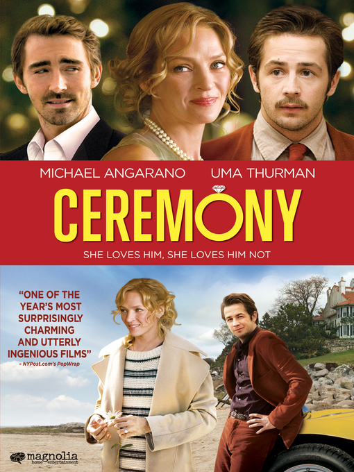Title details for Ceremony by Max Winkler - Available
