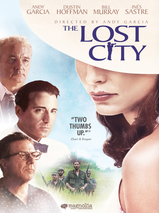 Title details for The Lost City by Andy Garcia - Available