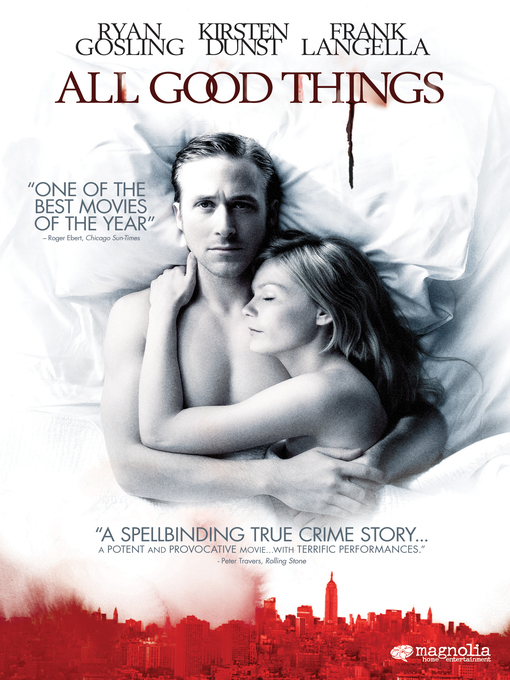 Title details for All Good Things by Andrew Jarecki - Available