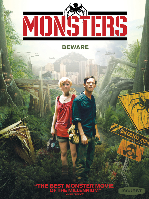 Title details for Monsters by Gareth Edwards - Available