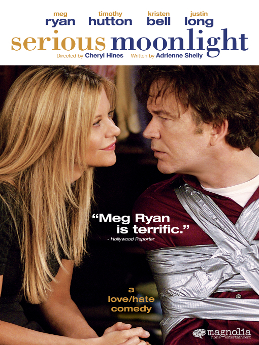 Cover of Serious Moonlight
