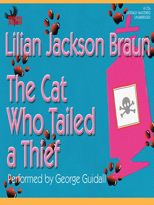 Title details for The Cat Who Tailed a Thief by Lilian Jackson Braun - Available