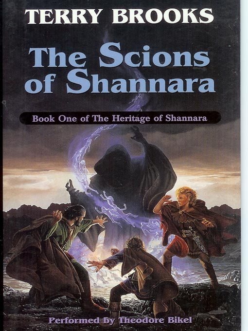 Title details for The Scions of Shannara by Terry Brooks - Available