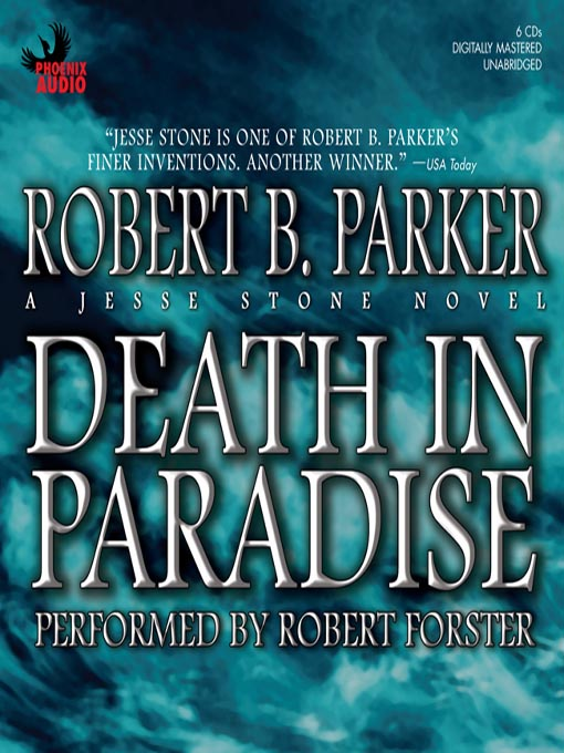 Cover of Death in Paradise
