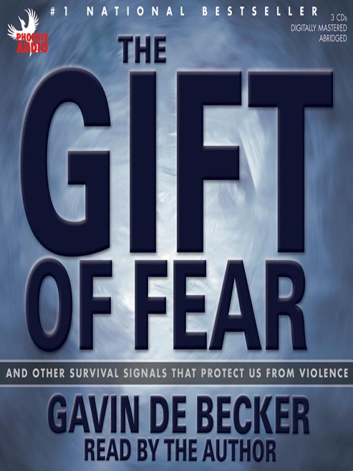 Title details for The Gift of Fear by Gavin De Becker - Available
