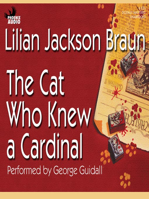 Title details for The Cat Who Knew a Cardinal by Lilian Jackson Braun - Wait list