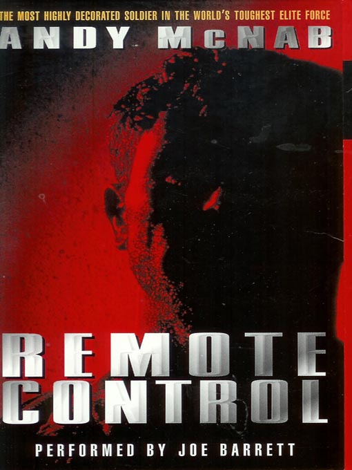 Title details for Remote Control by Andy McNab - Available