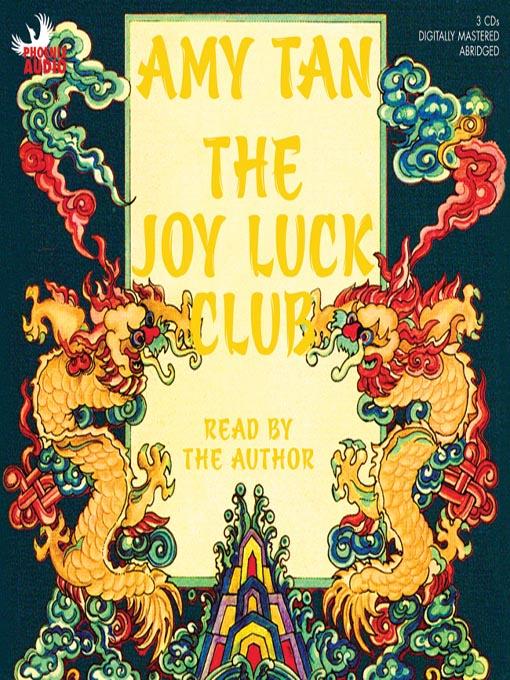 Title details for The Joy Luck Club by Amy Tan - Wait list