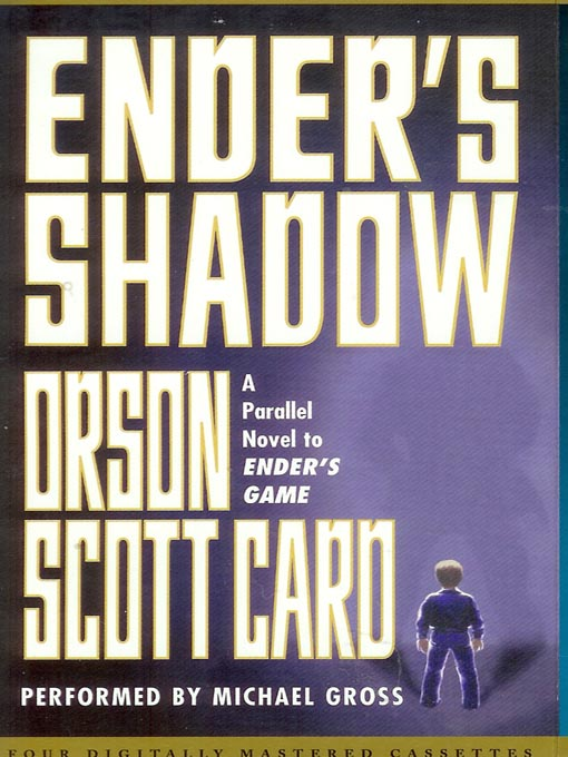 Title details for Ender's Shadow by Orson Scott Card - Wait list