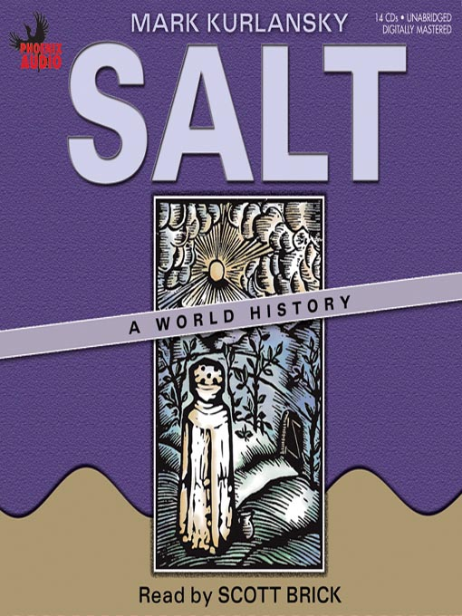 Title details for Salt by Mark Kurlansky - Wait list