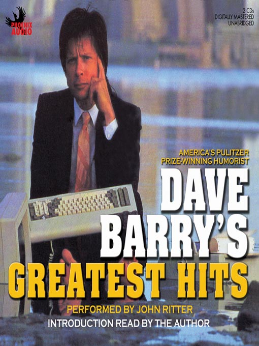 Title details for Dave Barry's Greatest Hits by Dave Barry - Wait list