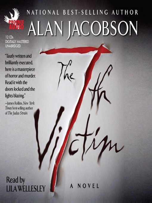 Title details for The 7th Victim by Alan Jacobson - Available