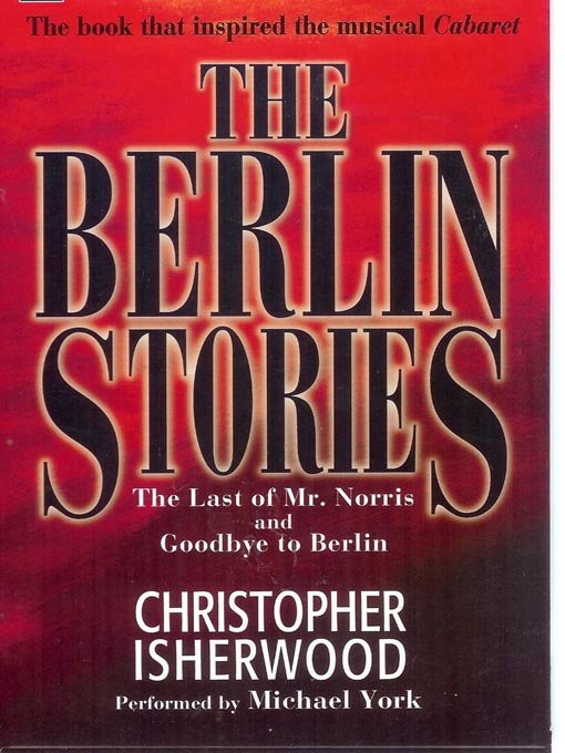 Cover of Berlin Stories
