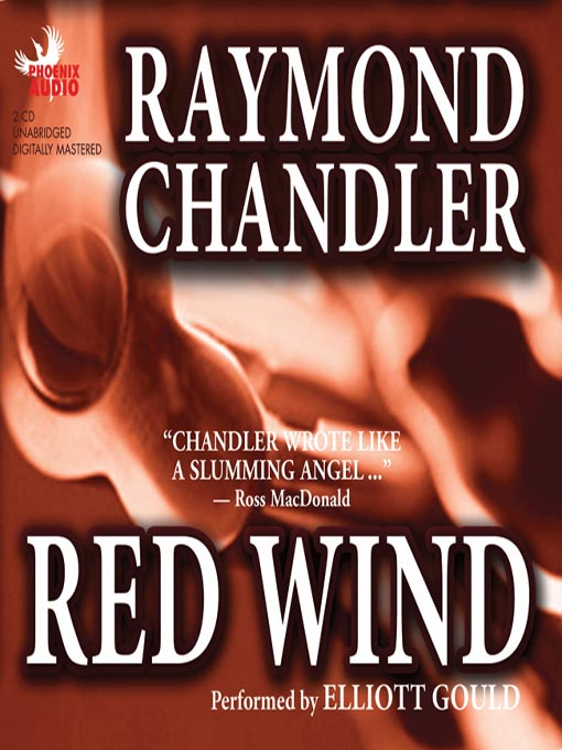 Title details for Red Wind by Raymond Chandler - Available