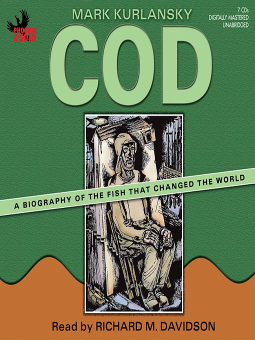 Title details for Cod by Mark Kurlansky - Available