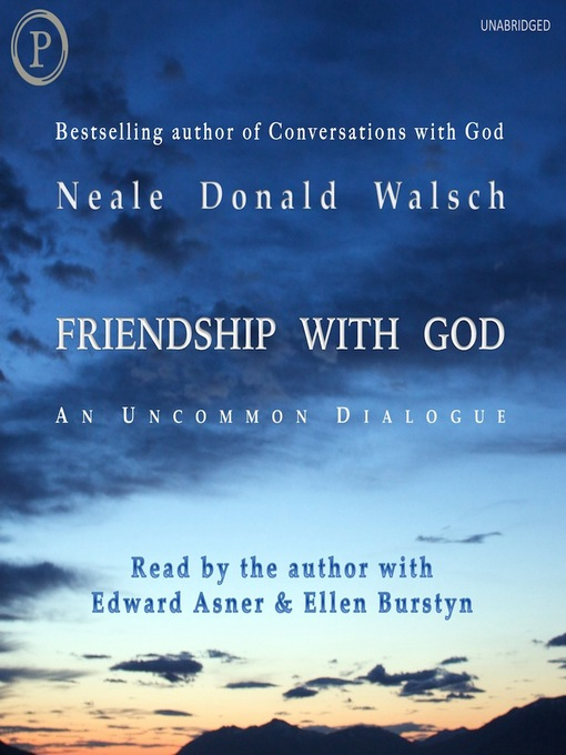 Title details for Friendship With God by Neale Donald Walsch - Wait list