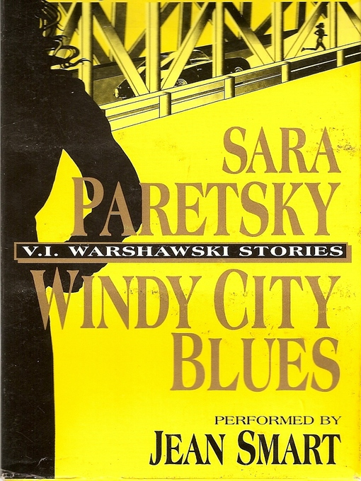 Cover image for Windy City Blues