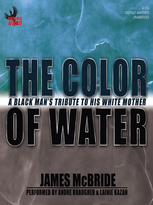 The burden of secrets in the color of water a book by james mcbride ...