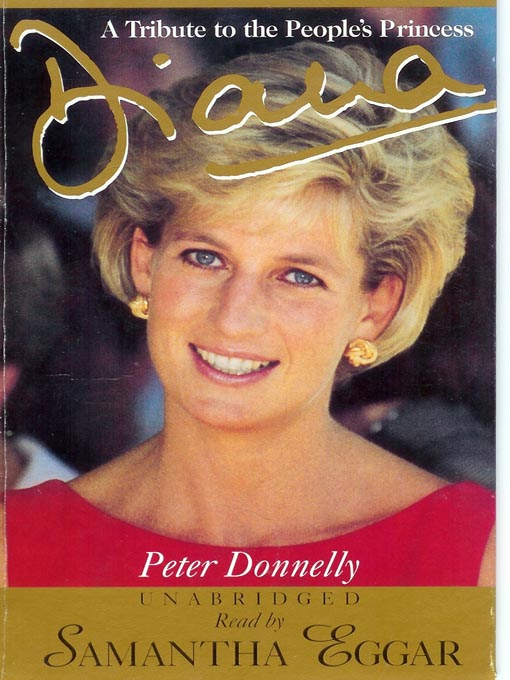 Title details for Diana by Peter Donnelly - Available