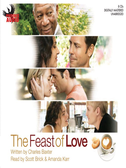 Title details for The Feast of Love by Charles  Baxter - Wait list