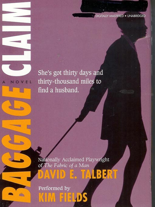 Title details for Baggage Claim by David E. Talbert - Available