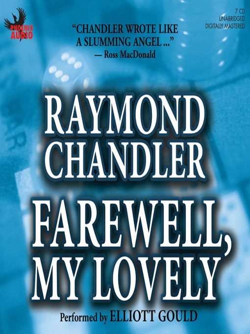 Title details for Farewell My Lovely by Raymond Chandler - Available