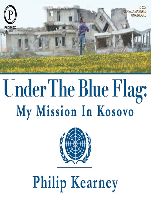 Title details for Under The Blue Flag by Philip Kearney - Available