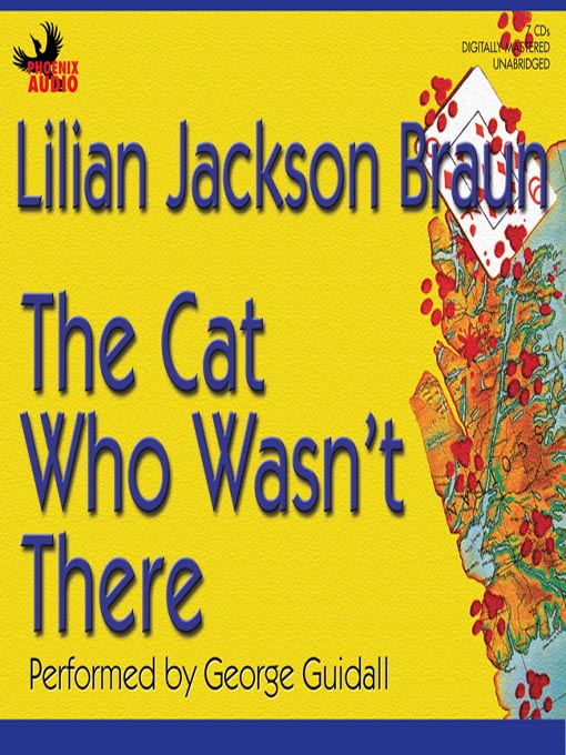 Title details for The Cat Who Wasn't There by Lilian Jackson Braun - Wait list